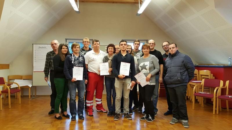 Aktuelle Kurse - Rotes Kreuz Obersterreich